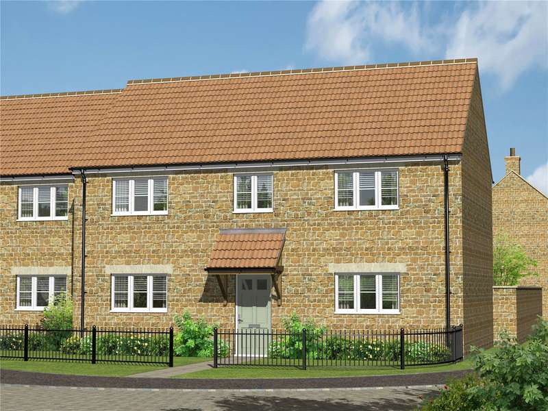 4 Bedrooms Detached House for sale in Bramley Fields, New Road, Norton Sub Hamdon, TA14