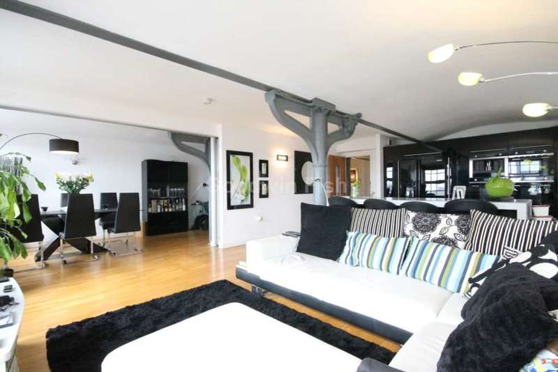 3 Bedrooms Apartment Flat for sale in Old Sedgwick, Royal Mills, 2 Cotton Street, Ancoats