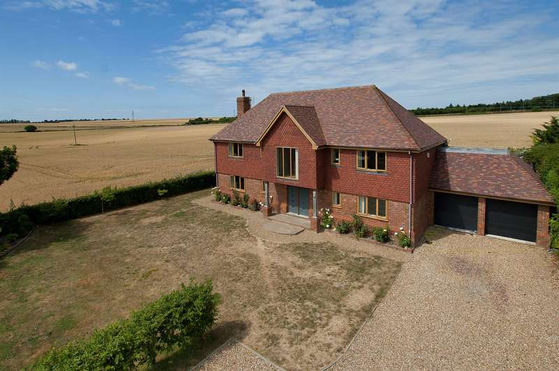 4 Bedrooms Detached House for sale in Collards Close, Monkton, Ramsgate