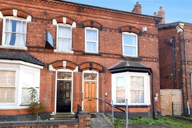 6 Bedrooms Semi Detached House for sale in Summerfield Crescent, Birmingham, West Midlands, B16 0EN