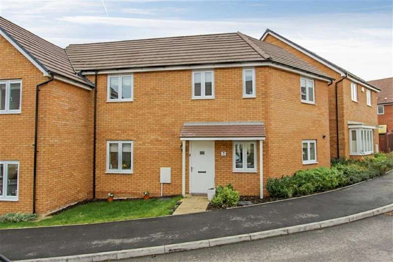 3 Bedrooms Semi Detached House for sale in Serin Mead, Leighton Buzzard
