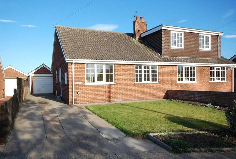 4 Bedrooms Semi Detached House for sale in Siddor, High Street, Grainthorpe, LN11 7JA