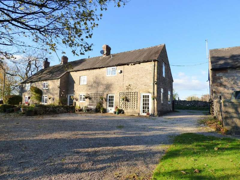 4 Bedrooms Detached House for sale in Back Lane, Calton