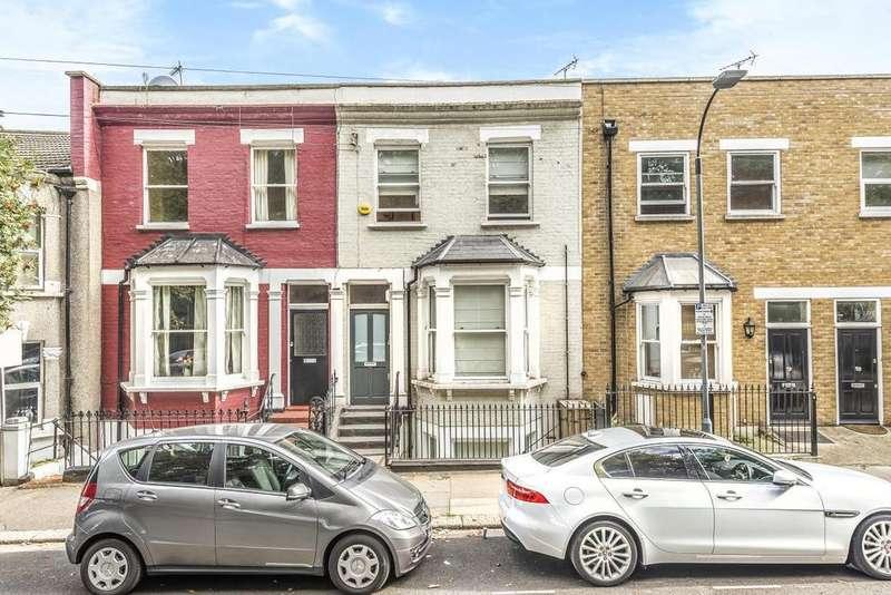 2 Bedrooms Flat for sale in Aspenlea Road, Hammersmith
