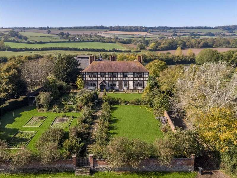 8 Bedrooms Farm Commercial for sale in Kynaston, Ledbury, Herefordshire, HR8
