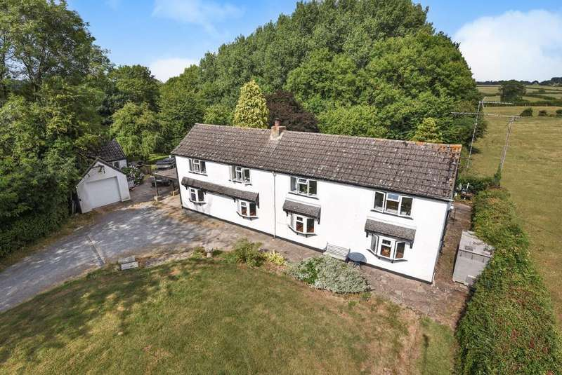 3 Bedrooms Cottage House for sale in Nr. Pudleston, Herefordshire, HR6