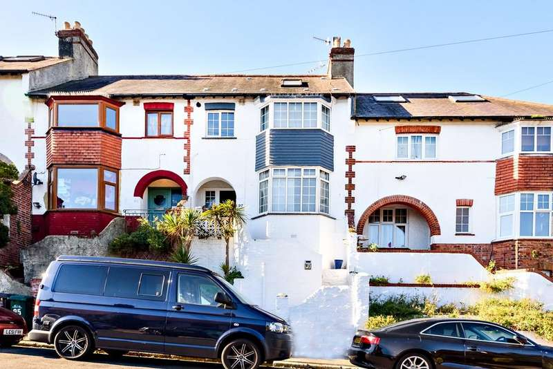 4 Bedrooms Terraced House for sale in Stanmer Park Road, Brighton, BN1
