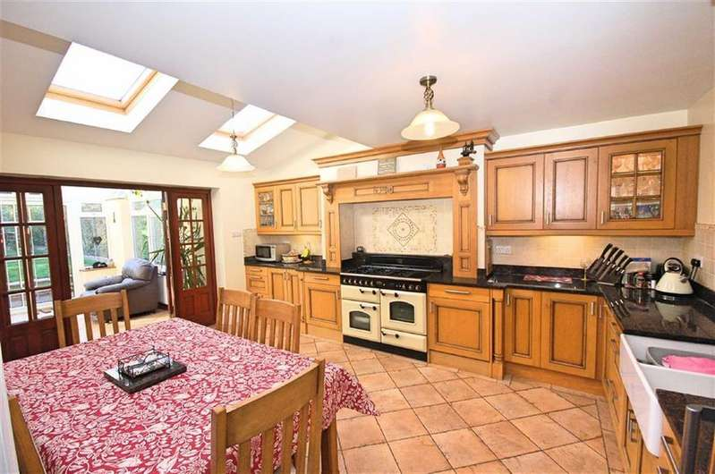 5 Bedrooms Semi Detached House for sale in Baldock Road, Letchworth Garden City, Hertfordshire