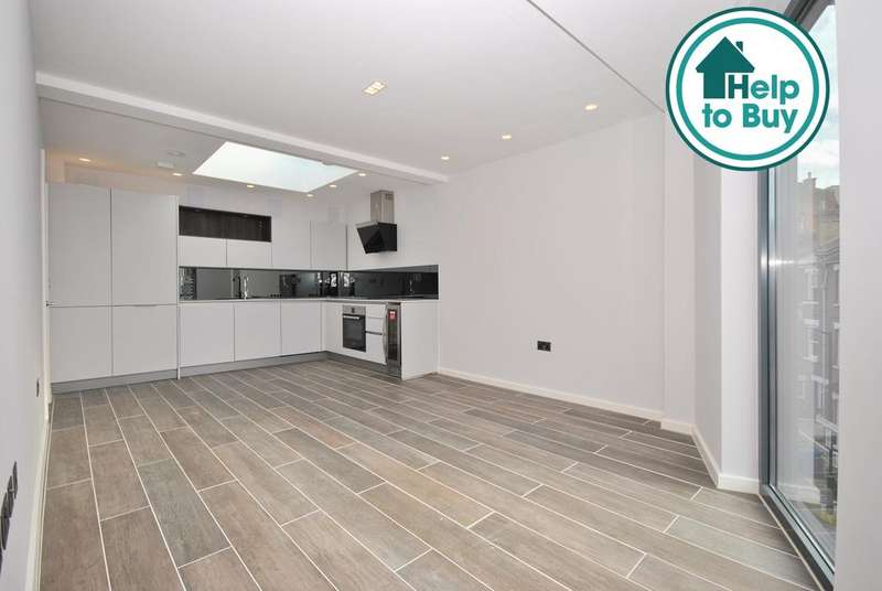 2 Bedrooms Flat for sale in Boundary Lane Walworth SE17