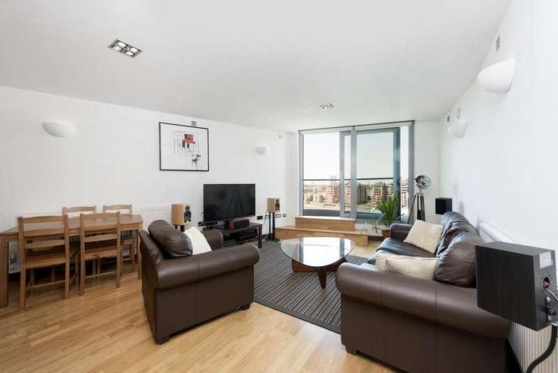 1 Bedroom Apartment Flat for sale in Bridges Wharf, Battersea, SW11