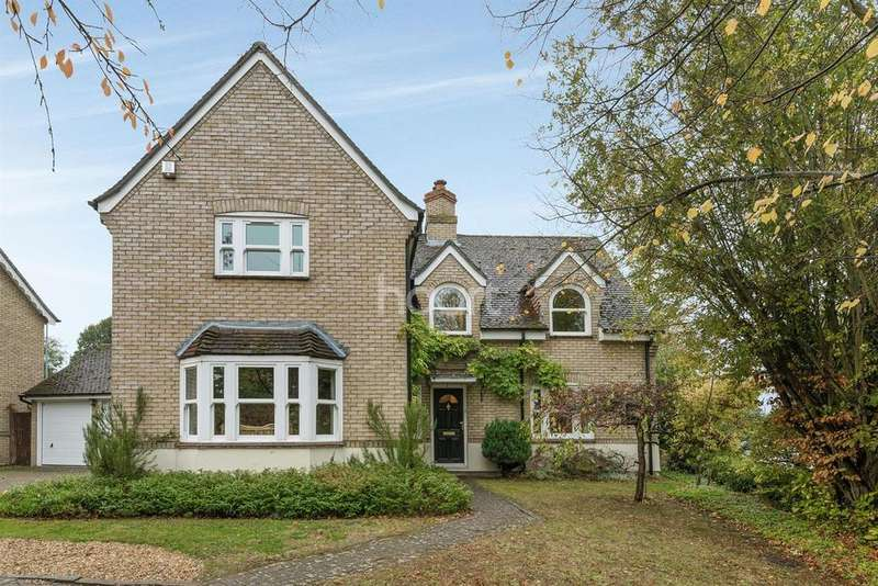 5 Bedrooms Detached House for sale in Tunbridge Lane, Bottisham, Cambridge