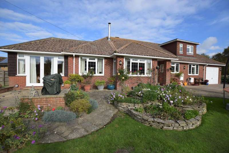 4 Bedrooms Detached Bungalow for sale in Hankham BN24