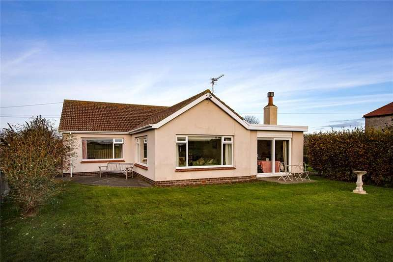 3 Bedrooms Bungalow for sale in Holly Lodge, Links Road, Bamburgh, Northumberland