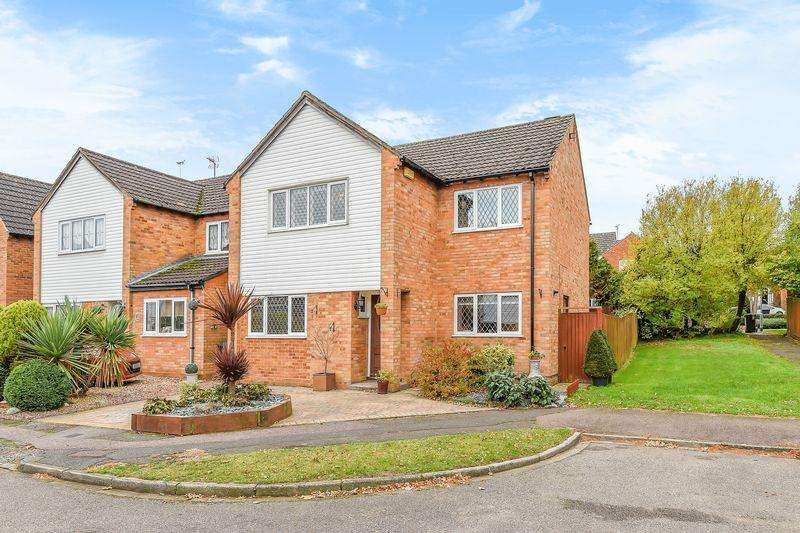 4 Bedrooms Detached House for sale in Harrow Piece, Maulden