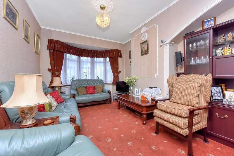 3 Bedrooms Terraced House for sale in Nightingale Road, London, N9