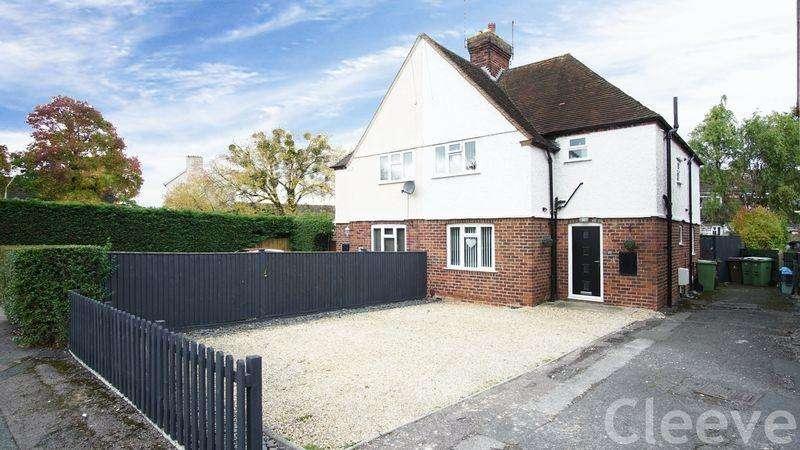 3 Bedrooms Semi Detached House for sale in Wordsworth Avenue, Cheltenham