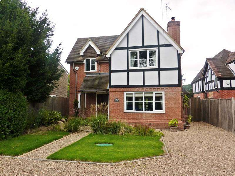 3 Bedrooms Detached House for sale in SHURLOCK ROW