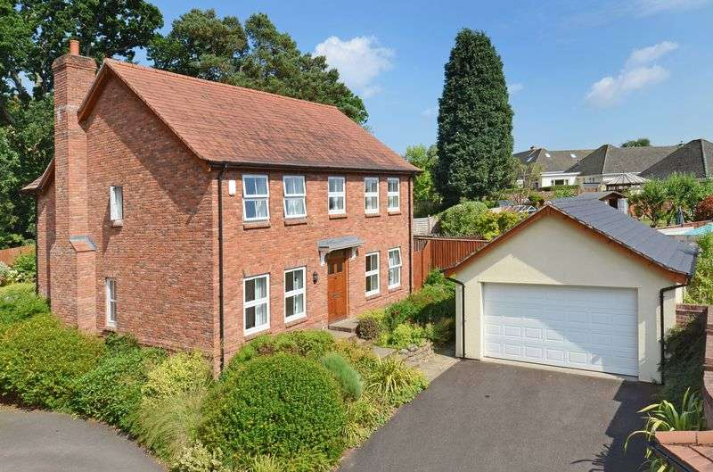 5 Bedrooms Property for sale in Monterey Park Rowantree Road, NEWTON ABBOT