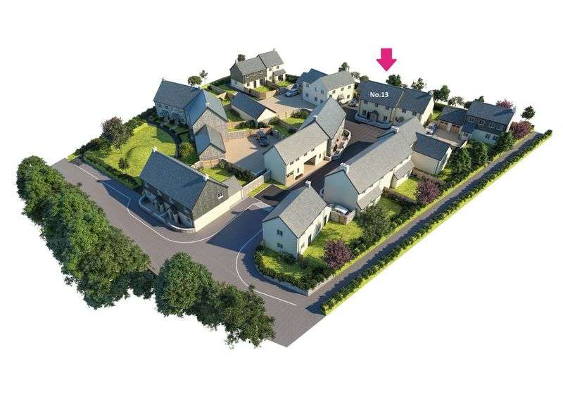 4 Bedrooms Property for sale in The Burrows Mary Tavy, Tavistock