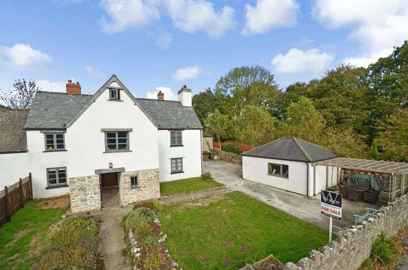 5 Bedrooms Property for sale in Teigngrace, Newton Abbot