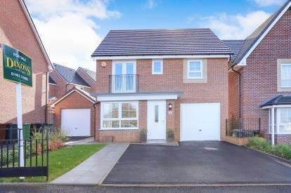 4 Bedrooms Detached House for sale in Ranger Drive, Akron Gate, Wolverhampton, West Midlands