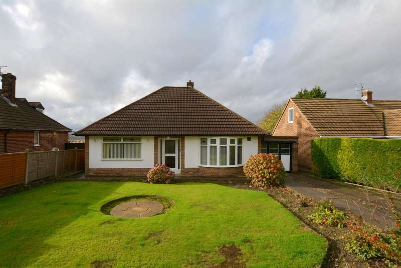 2 Bedrooms Bungalow for sale in 155 Church Street North, Old Whittington, Chesterfield, S41 9QR