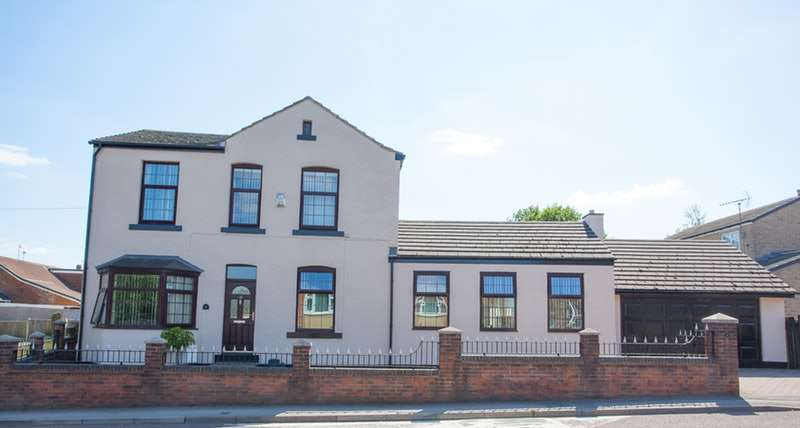 4 Bedrooms Detached House for sale in Church Street, Leeds, West Yorkshire, LS27