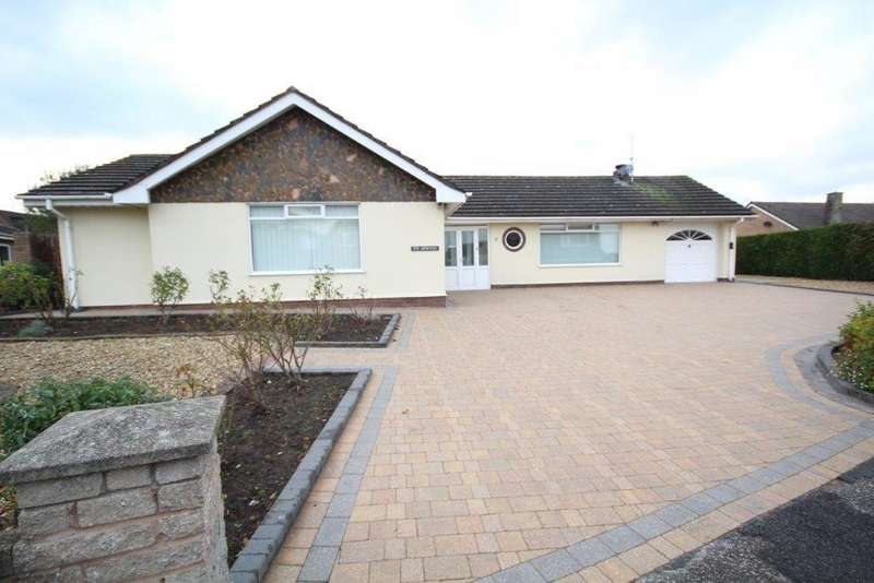 3 Bedrooms Detached Bungalow for sale in Melford Place, Connah's Quay