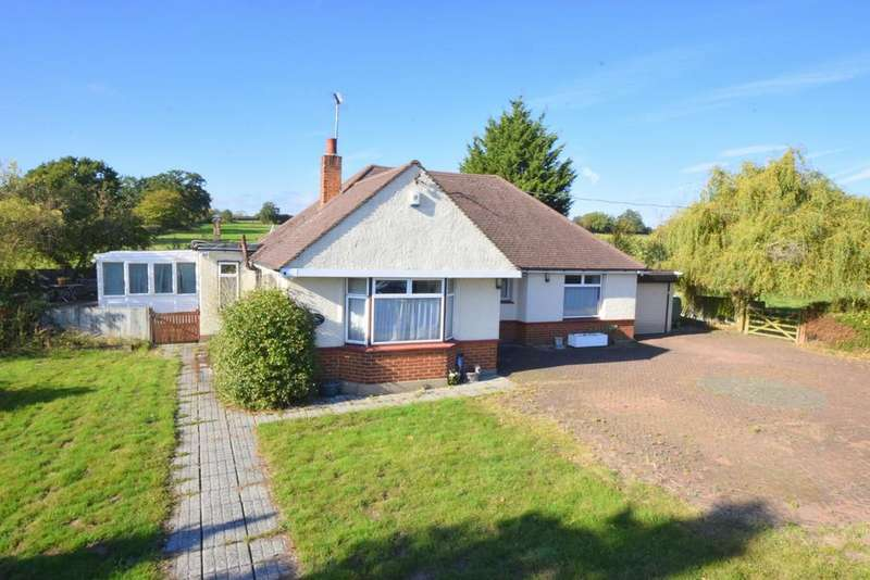 3 Bedrooms Detached Bungalow for sale in East Hanningfield Road, Rettendon Common