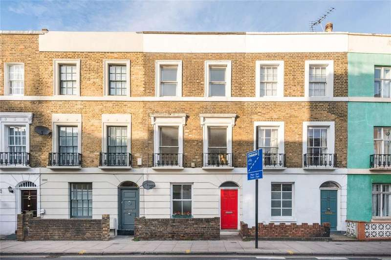 3 Bedrooms Terraced House for sale in Balls Pond Road, Islington, London