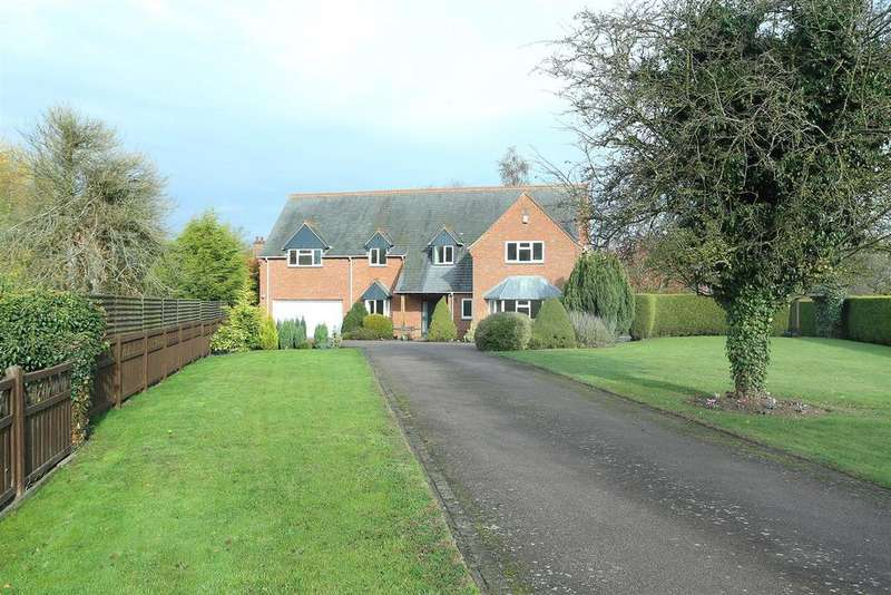 5 Bedrooms Detached House for sale in Laughton Road, Mowsley, Leicestershire