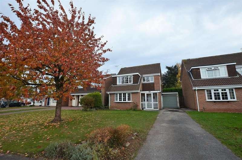 4 Bedrooms Detached House for sale in Belvedere Close, Mickleover, Derby