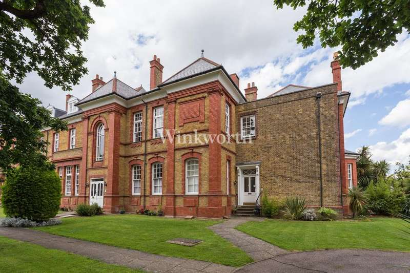 2 Bedrooms Flat for sale in Penrose House, 16 Newsholme Drive, London, N21