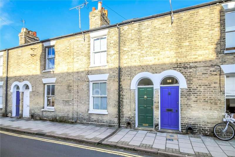 3 Bedrooms Terraced House for sale in Norwich Street, Cambridge, CB2