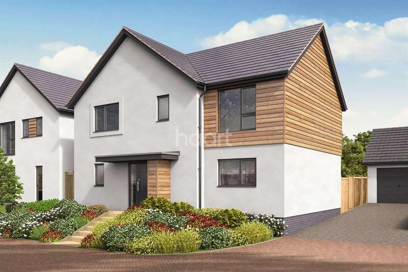 4 Bedrooms Detached House for sale in Moorview, Marldon