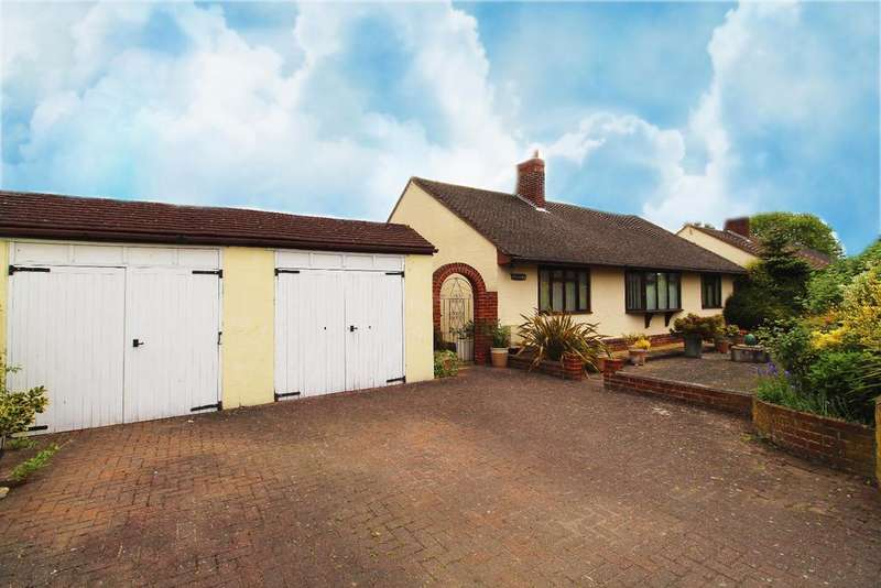 2 Bedrooms Bungalow for sale in Plume Avenue, Colchester , Essex, CO3