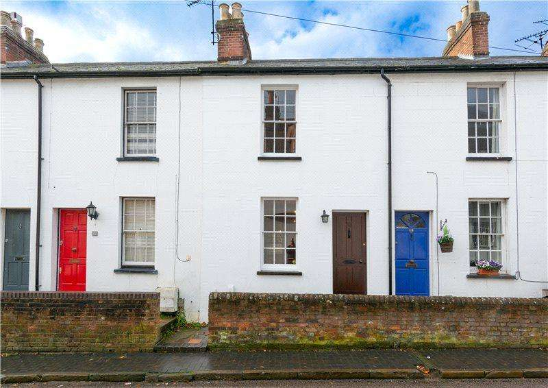 2 Bedrooms House for sale in Sopwell Lane, St. Albans, Hertfordshire