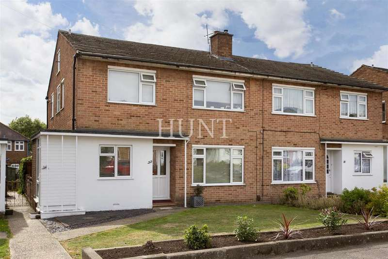 2 Bedrooms Maisonette Flat for sale in Heathfield, Chingford