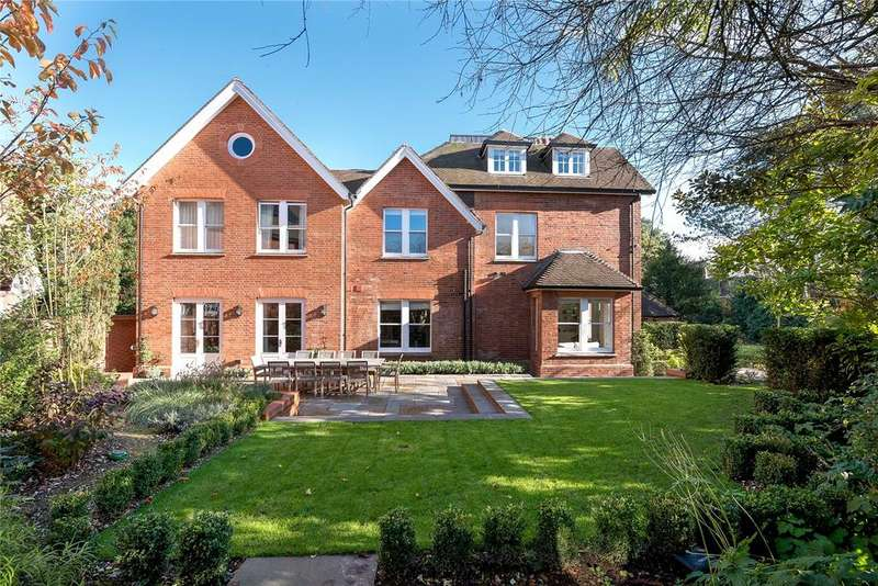 9 Bedrooms Detached House for sale in Winchester, Hampshire, SO22