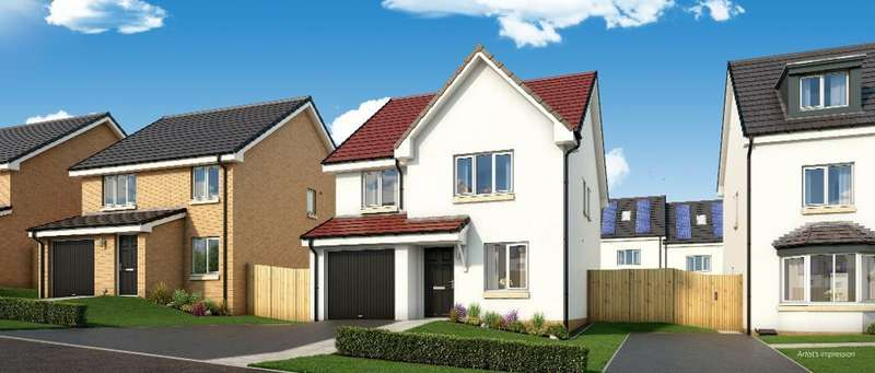 4 Bedrooms Detached House for sale in The Braemar Early Braes, Barlanark, Glasgow, G33 4QJ