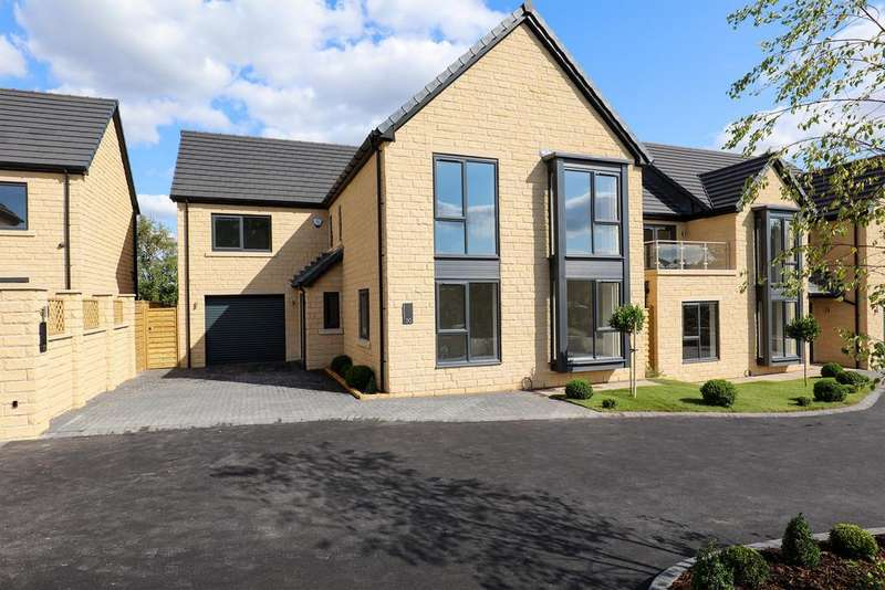 5 Bedrooms Detached House for sale in 20 Northern Common, Dronfield Woodhouse