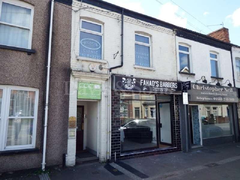 Commercial Property for sale in Livingstone Place, Maindee, Newport. NP19 8EY
