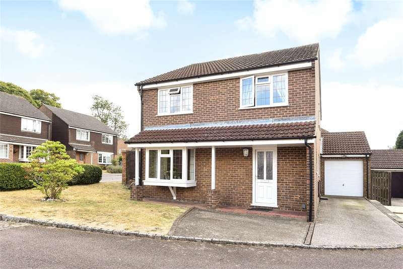 4 Bedrooms Detached House for sale in Durand Road, Earley, Reading, Berkshire, RG6