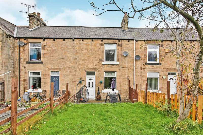 2 Bedrooms Property for sale in Langdale Terrace, Low Westwood, Newcastle Upon Tyne, NE17