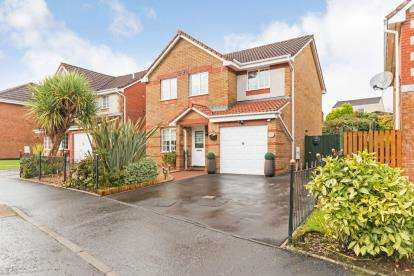 4 Bedrooms Detached House for sale in Brueacre Drive, Wemyss Bay