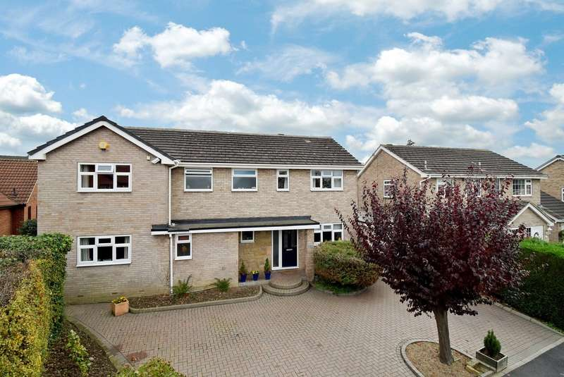 5 Bedrooms Detached House for sale in Chestnut Avenue, Walton