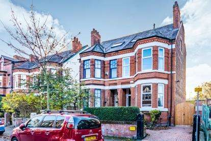 5 Bedrooms Semi Detached House for sale in Keppel Road, Chorlton, Manchester, Greater Manchester