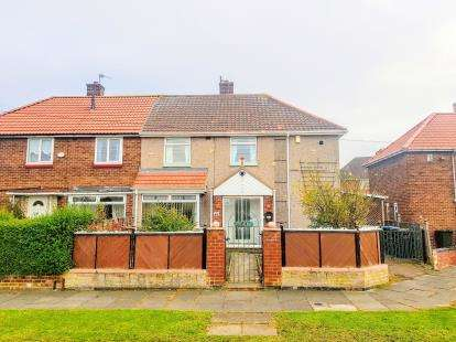 3 Bedrooms Semi Detached House for sale in Ida Road, Middlesbrough