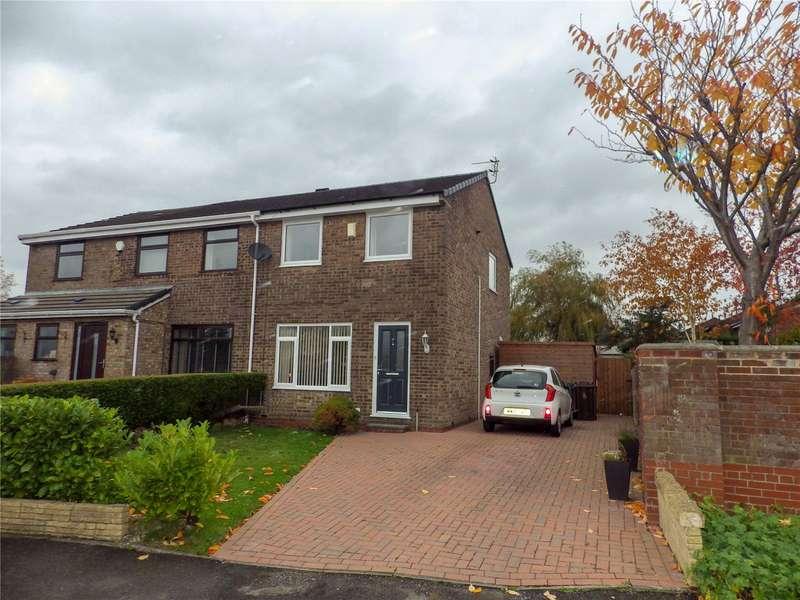 3 Bedrooms Semi Detached House for sale in Hylton Drive, Ashton-Under-Lyne, Lancashire, OL7