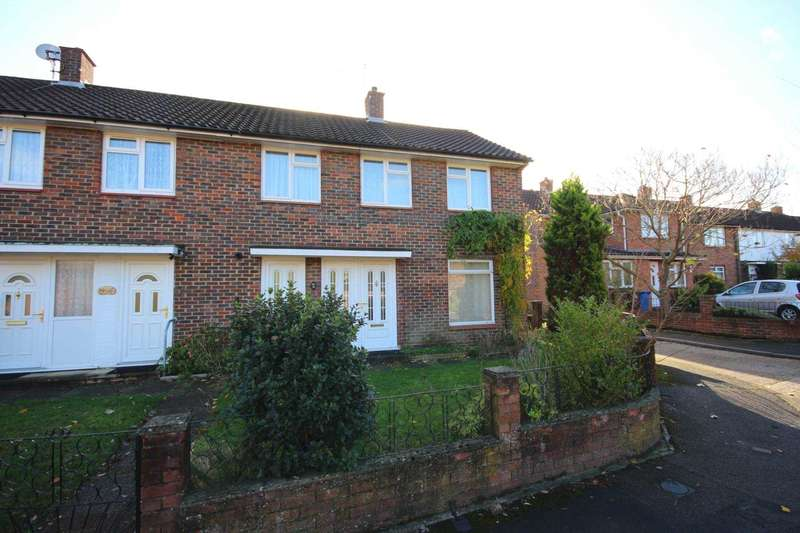 3 Bedrooms End Of Terrace House for sale in Longwater Road, Bracknell